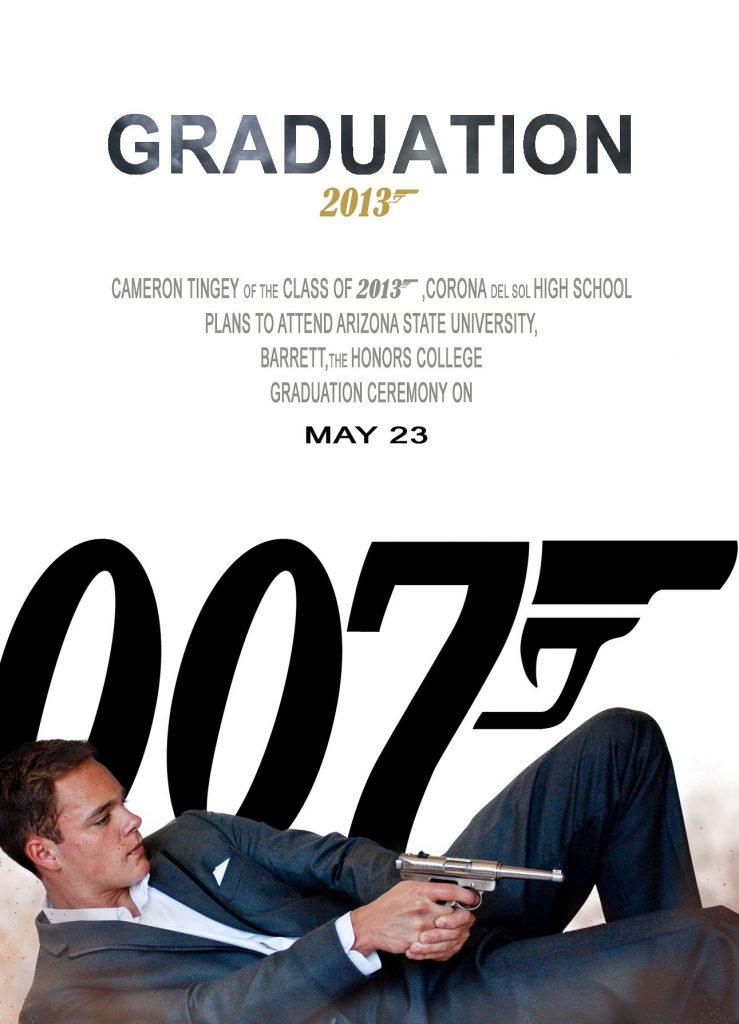007 Graduation Announcement