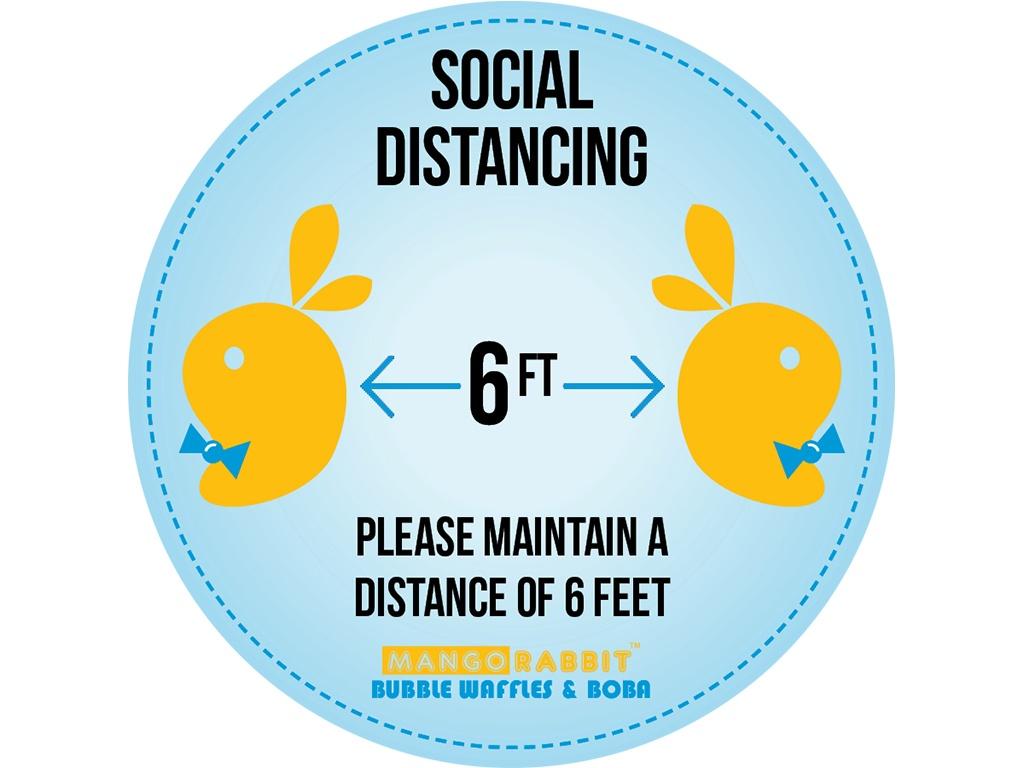 MR Social Distance